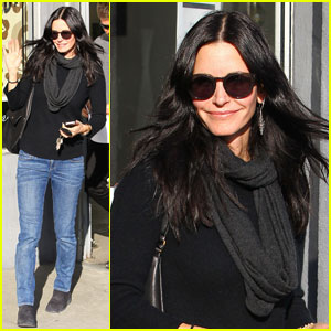 Courteney Cox Calls David Arquette 'My Very Best Friend'