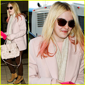 Dakota Fanning: 'Very Good Girls' with Elizabeth Olsen?