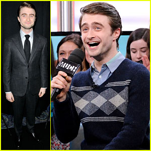 Daniel Radcliffe Brings 'Woman in Black' to Canada!