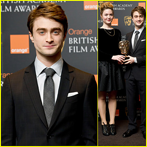 Daniel Radcliffe: 2012 BAFTA Nominations Revealed!