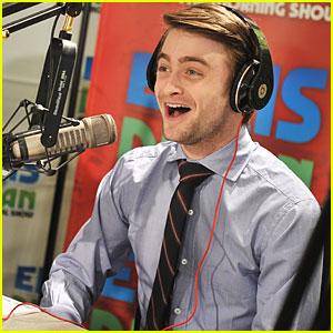 Daniel Radcliffe: Elvis Duran Morning Show!