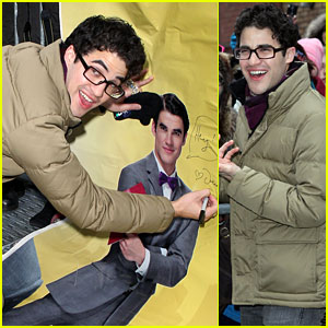 Darren Criss: 'Live! with Kelly' Appearance!