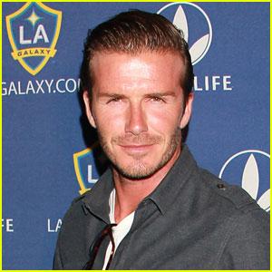 David Beckham Turns Down French Soccer Club