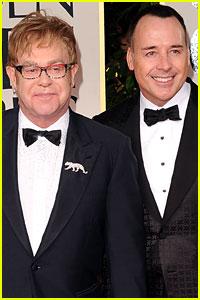 Elton John's Hubby Angry Over Madonna's Golden Globe Win