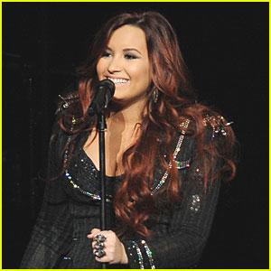 Demi Lovato Rehab Rumors Untrue
