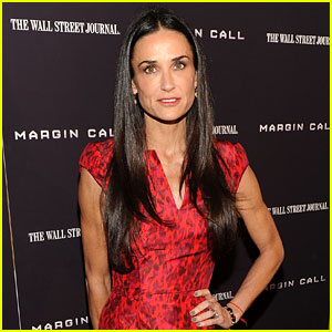 Demi Moore: Gloria Steinem in 'Lovelace'!