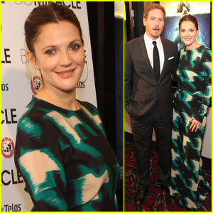 Drew Barrymore & Will Kopelman: 'Big Miracle' Premiere!