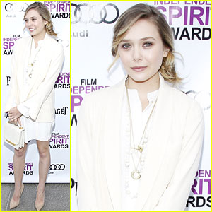 Elizabeth Olsen: Independent Spirit Award Brunch!