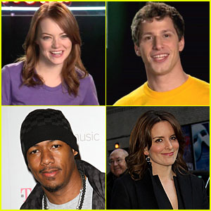 Emma Stone: '30 Rock' Cameo This Month!