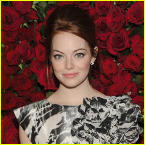 Emma Stone Signs on for 'Little White Corvette'