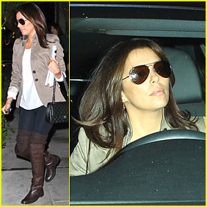 Eva Longoria: New 'Desperate Housewives' Tonight!