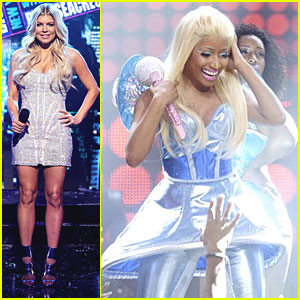 Fergie & Nicki Minaj: New Year's Rockin' Eve!