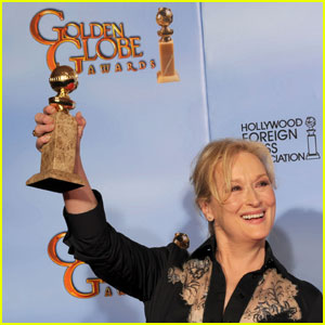 Golden Globes Winner List 2012!