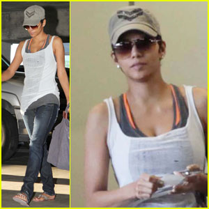 Halle Berry Is A Westwood Woman