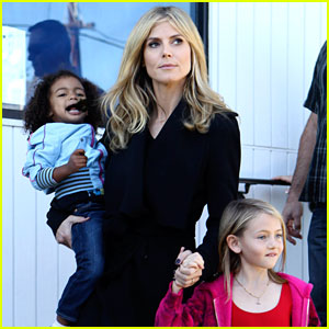 Heidi Klum: Wedding Ring Still On!