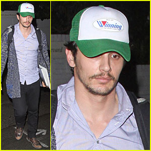 James Franco: 'Mapplethorpe' Star?