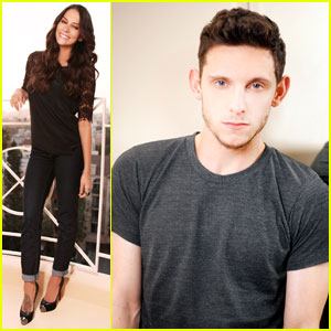 Jamie Bell: JustJared.com Exclusive Interview!