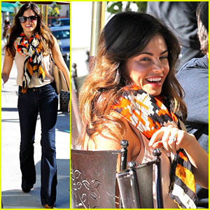 Jenna Dewan: 'Hell's Gate' Special Screening Tonight!