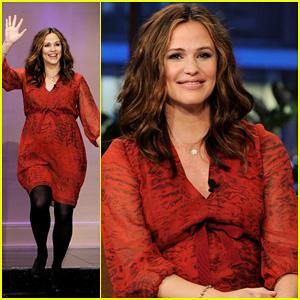 Jennifer Garner: 'Tonight Show With Jay Leno'!