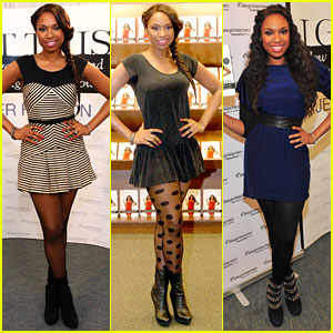 Jennifer Hudson: 'I Got This' Book Signings