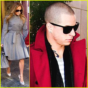 Jennifer Lopez: Oscars 2012 Presenter!