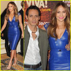 Jennifer Lopez & Marc Anthony: TCA Twosome