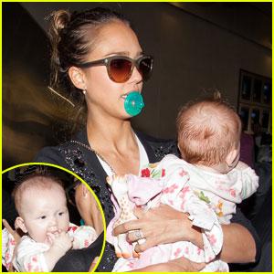 Jessica Simpson Wants Jessica Alba's Post Baby Body