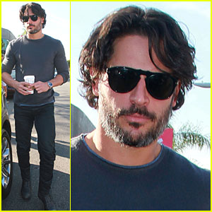 Joe Manganiello: Coffee Break!