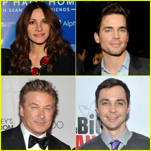 Julia Roberts & Matt Bomer Join Ryan Murphy's 'Normal Heart'