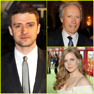 Justin Timberlake Joins Clint Eastwood in 'Curve'