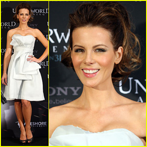 Kate Beckinsale: 'Underworld: Awakening' Berlin Photo Call!