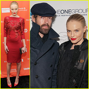 Kate Bosworth: 'Black Rock' Sundance Premiere with Michael Polish!