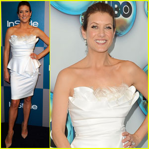 Kate Walsh: Golden Globes Parties!