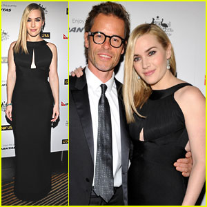 Kate Winslet: G'Day USA Gala with Guy Pearce!