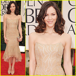 Katharine McPhee - Golden Globes 2012 Red Carpet