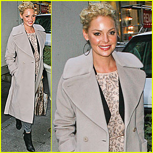 Katherine Heigl: 'One for the Money' Premiere was Fantastic!