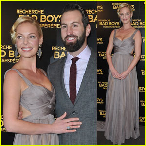 Katherine Heigl: 'One for the Money' Paris Premiere!