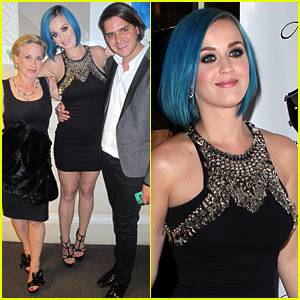 Katy Perry: J. Molinari Jewelry Host!