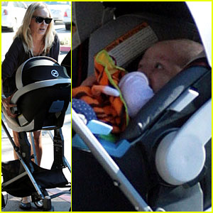 Kimberly Stewart: Baby Delilah's First Picture!