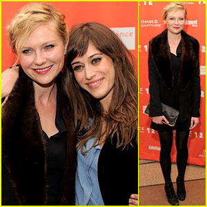 Kirsten Dunst: 'Bachelorette' Sundance Premiere!