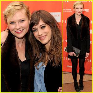 Kirsten Dunst: 'Bachelorette' Sundance Premiere!