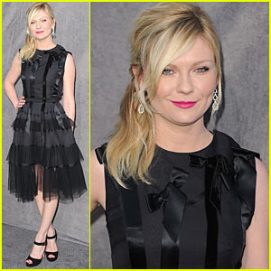 Kirsten Dunst - Critics' Choice Awards 2012