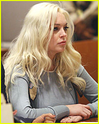 Lindsay Lohan Sued for Car Crash
