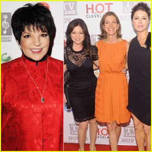 Liza Minnelli: 'Hot in Cleveland' Guest Star!