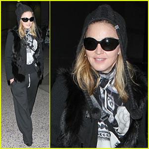 Madonna: Golden Globes Presenter!