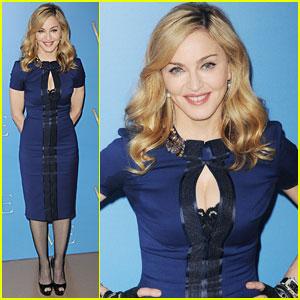 'M.D.N.A.': Madonna's New Album Title!