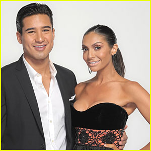 Mario Lopez: Engaged to Courtney Mazza!