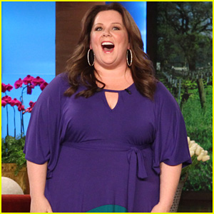 Melissa McCarthy: Angelina Jolie Is So Beautiful