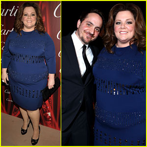 Melissa McCarthy: Palm Springs Awards Gala with Ben Falcone
