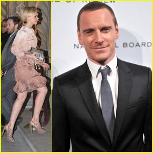 Michael Fassbender: NBR Spotlight Honoree!